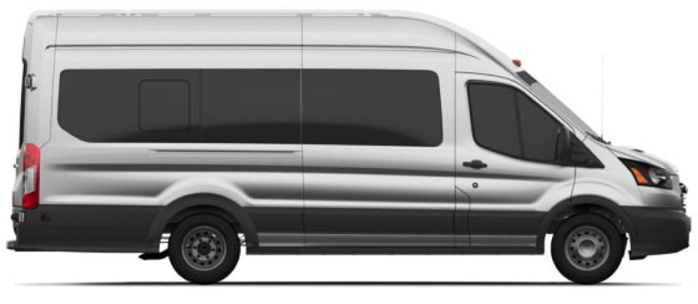 Standard minibus – FORD Bus Trend