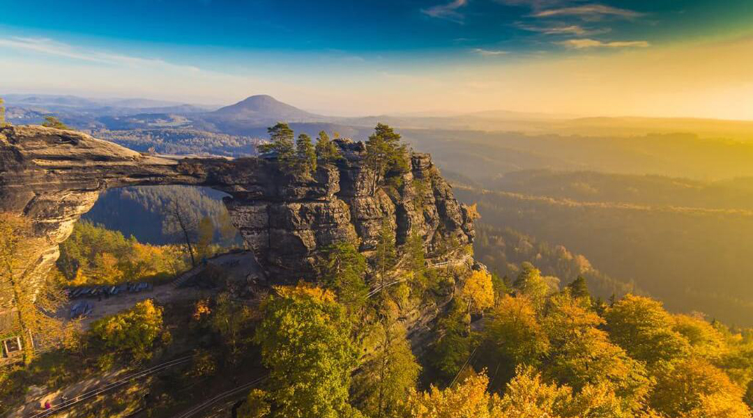 Chauffeur tour to Bohemian and Saxon Switzerland