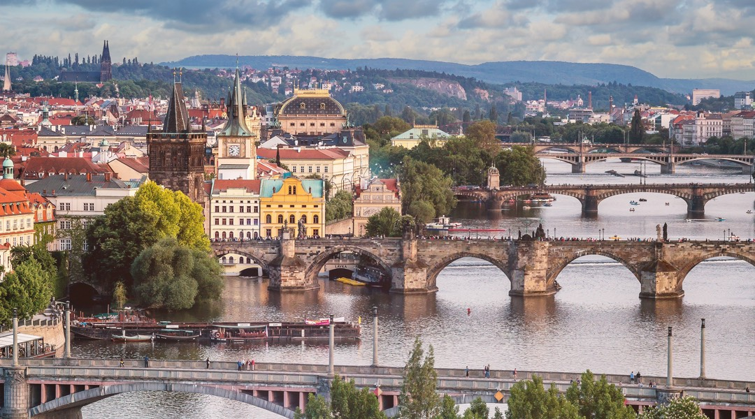 Private Panoramic Tour Prague